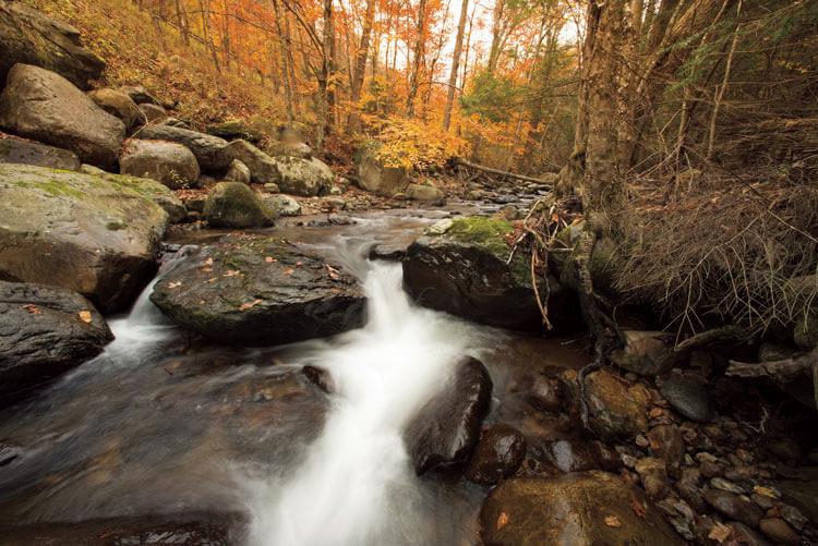 Vermont Neshobe River