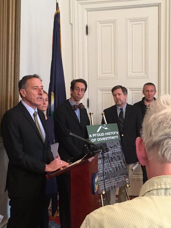 Shumlin press conference